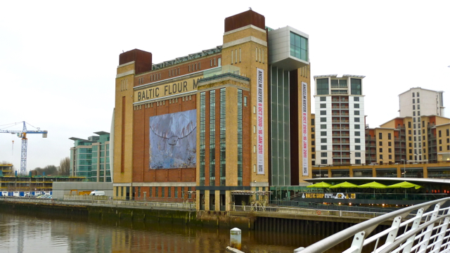 Baltic Centre for Contemporary Art, Gateshead, England. Photo: Andrew Cornwell. All rights reserved.