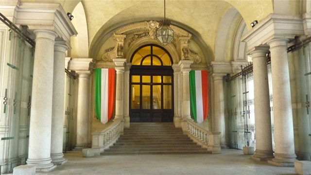Museo Nazionale del Risorgimento, Torino, Italy. Photo: Andrew Cornwell. All rights reserved.